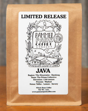 Click to enlarge A LIMITED RELEASE:  JAVA Frinsa Collective