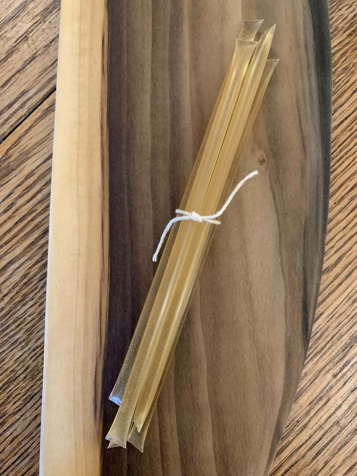 Click to enlarge Pure Honey Sticks - 5 for $1