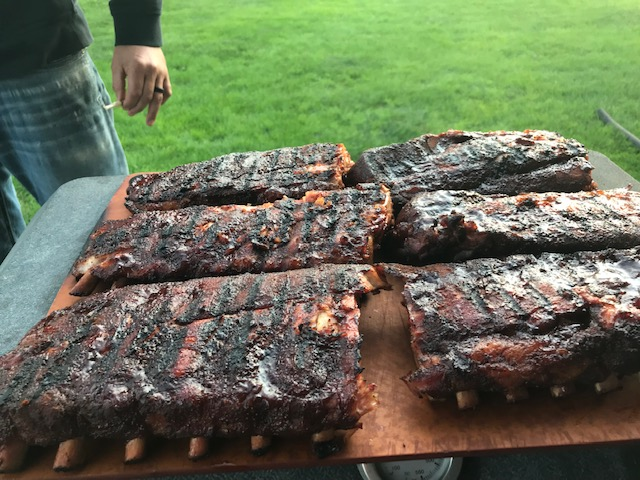 Click to enlarge Baby Back Ribs