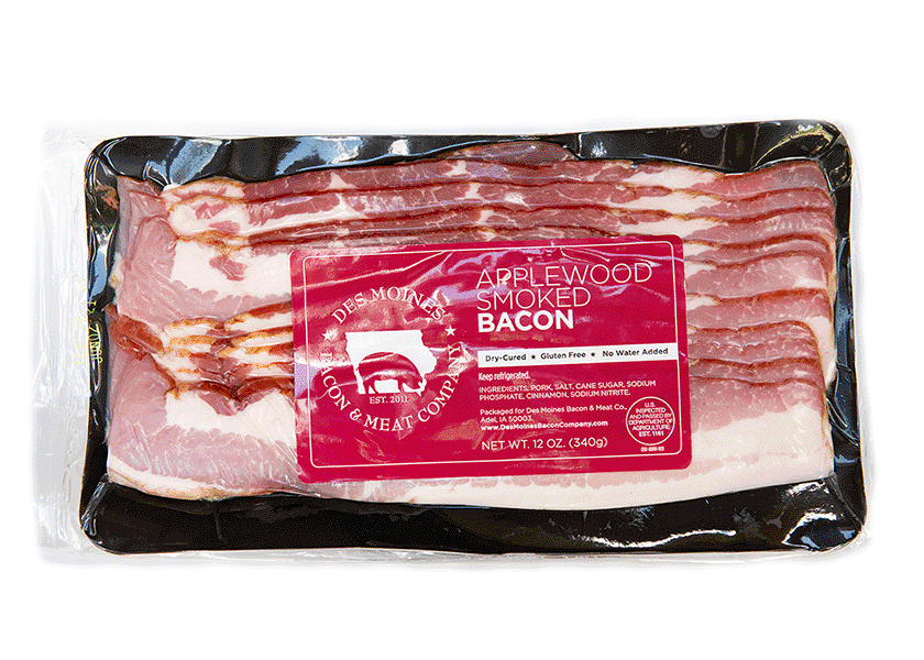 Click to enlarge Bacon (Applewood Smoked Cured)