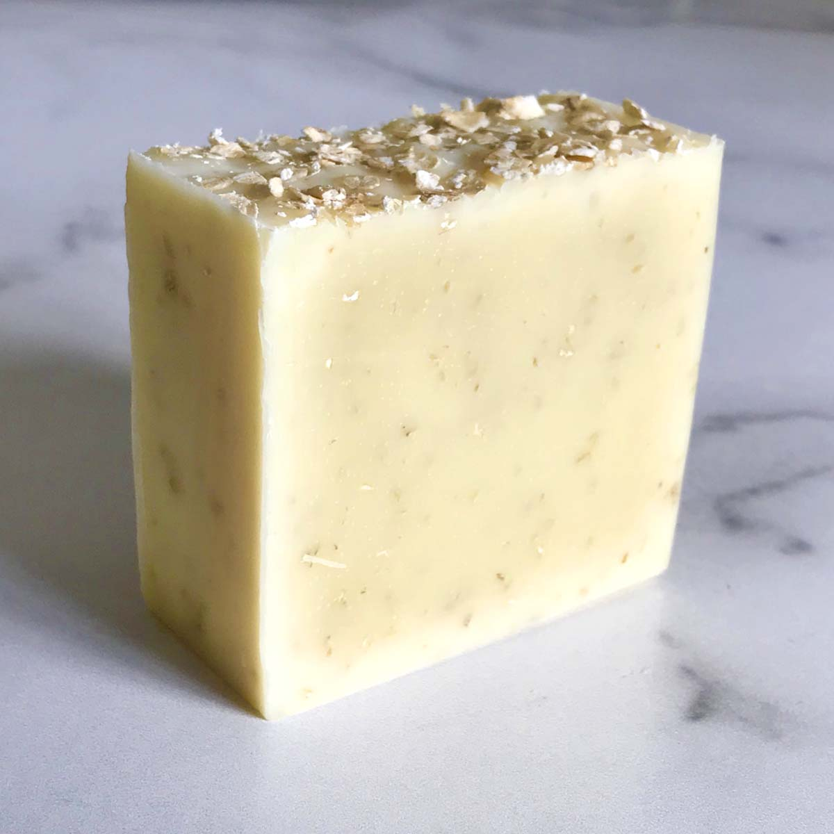 Click to enlarge SALE! Unscented Oatmeal Soap