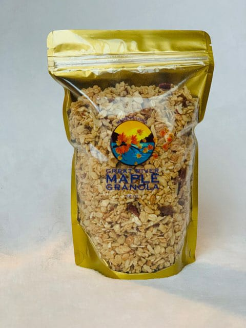 Click to enlarge Maple Granola 12oz Bag