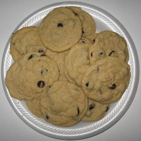 Click to enlarge Chocolate Chip Cookies