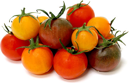 Click to enlarge Mix cherry tomatoes