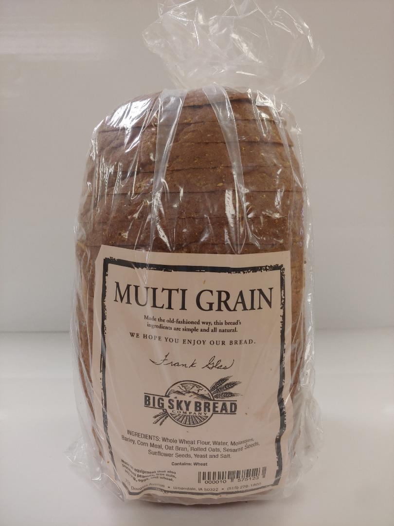 Click to enlarge Multi Grain