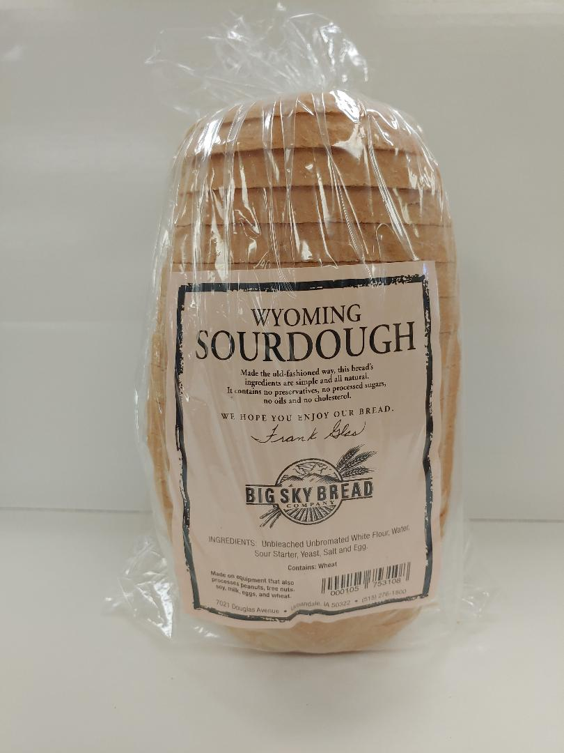 Click to enlarge Wyoming Sourdough