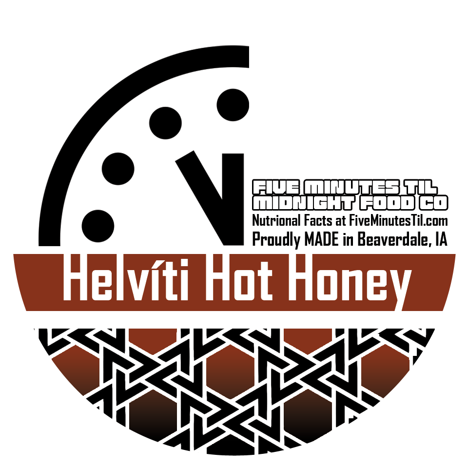 Click to enlarge Helviti Hot Honey