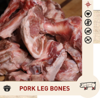 Click to enlarge Farm Story - Pork Leg Bones
