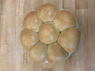 Click to enlarge Dinner Rolls (Baked)