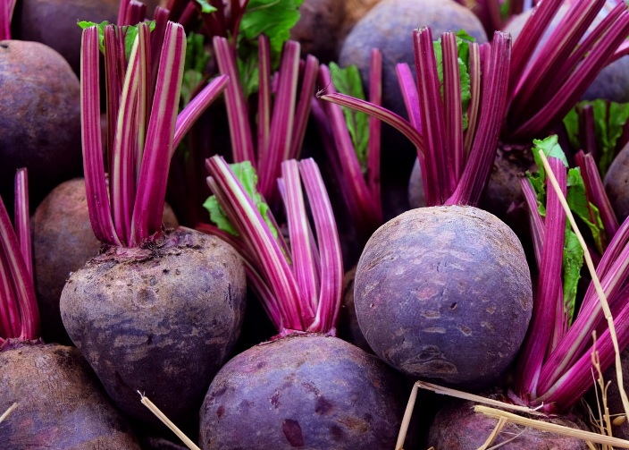 Click to enlarge Beets