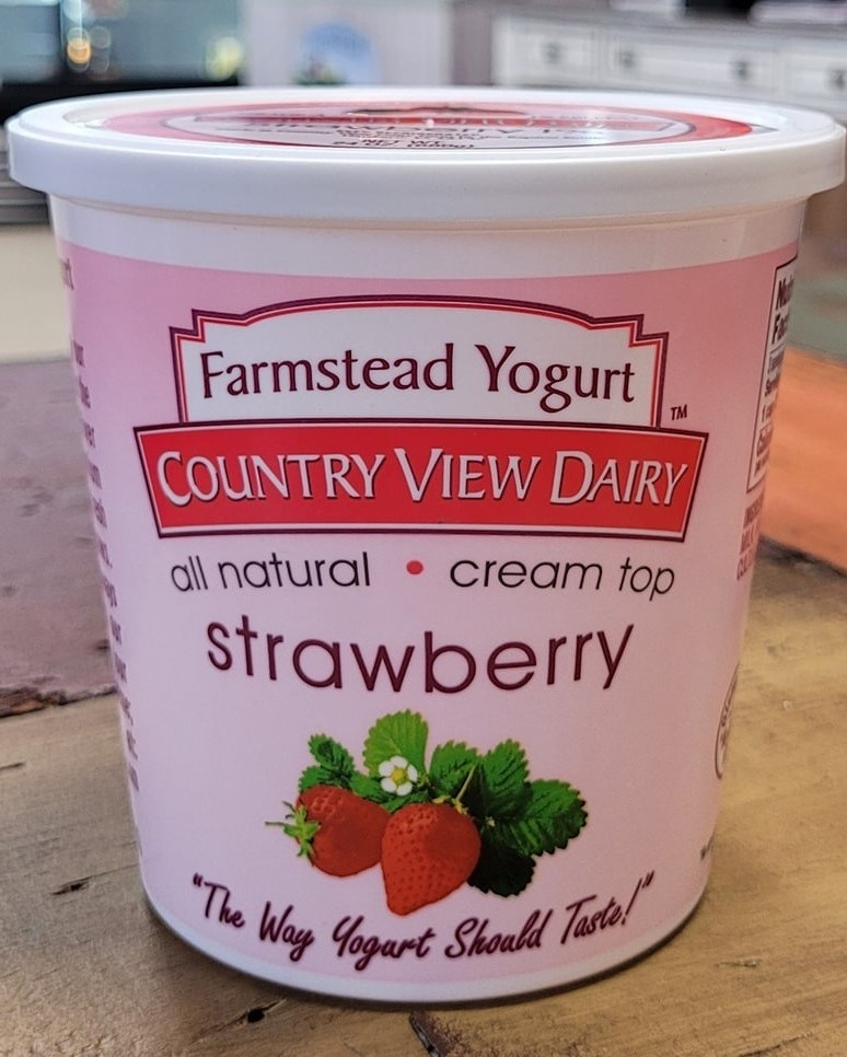 Click to enlarge NEW! Original: 24 oz Tub Strawberry 1%