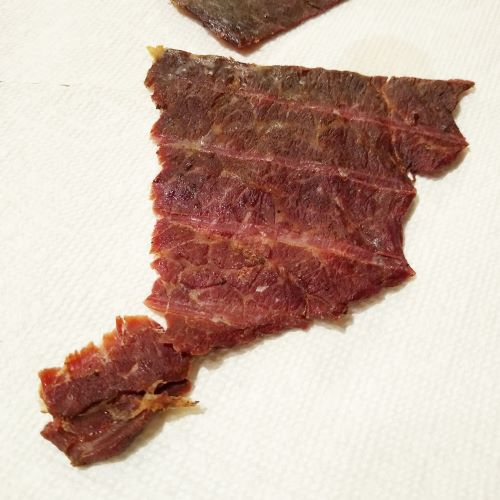Click to enlarge  Whole Muscle Wagyu Jerky