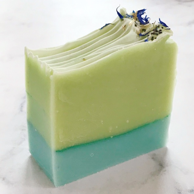 Click to enlarge NEW! Tea Tree & Peppermint Soap