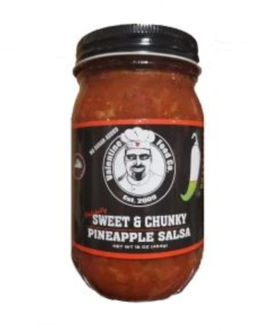 Click to enlarge Valentine Food Company Sweet + Chunky Salsa