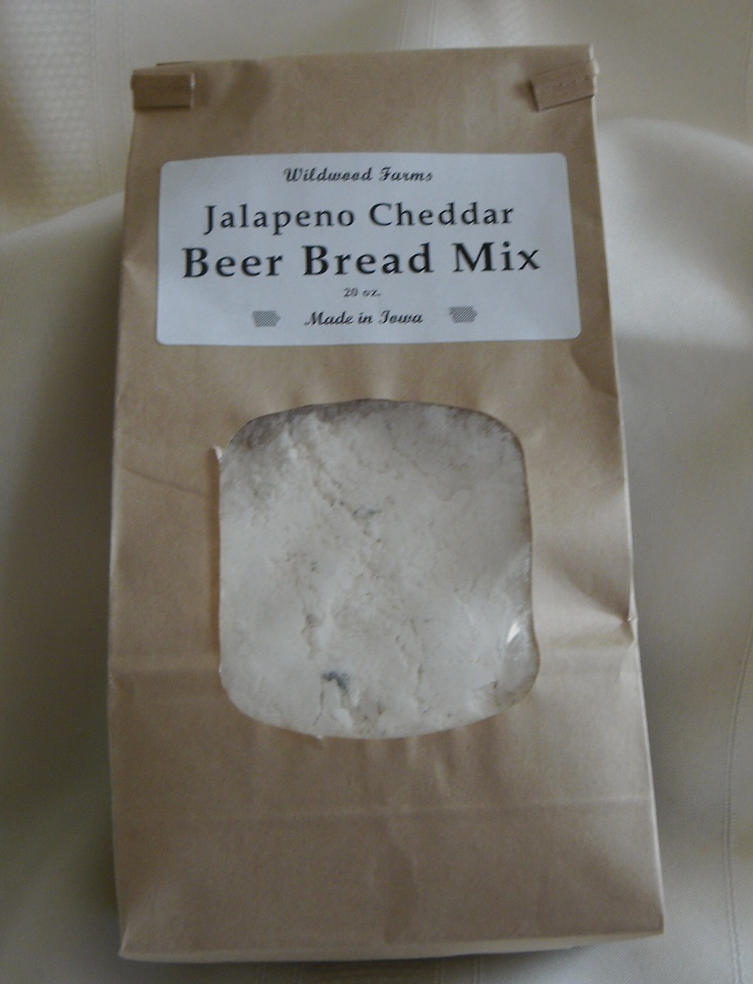Click to enlarge Jalapeno Cheddar Beer Bread Mix
