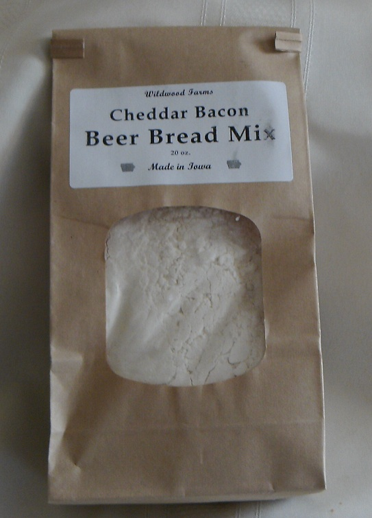 Click to enlarge Cheddar Bacon Beer Bread