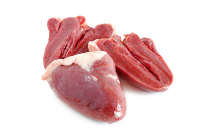 Click to enlarge Beef Heart
