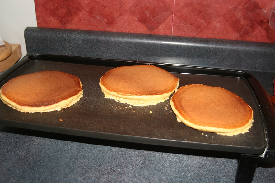 Click to enlarge Pumpkin Pancake Mix