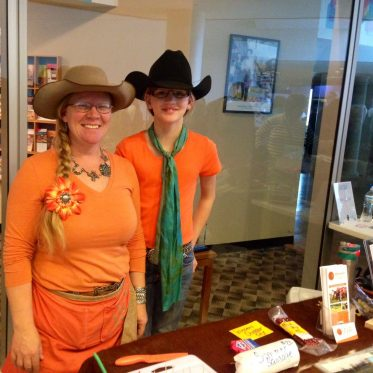 Shanen and Jo from Ebersole Cattle Co.